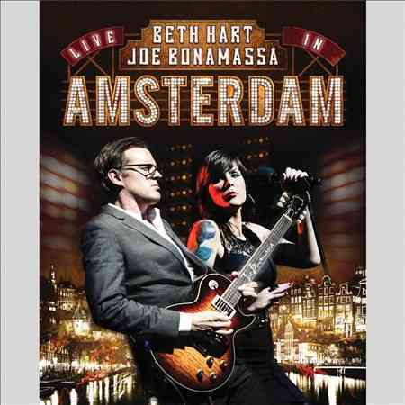 LIVE IN AMSTERDAM BY HART,BETH (CD)