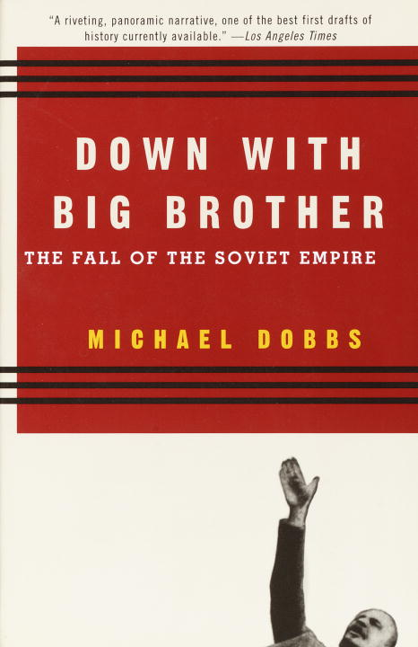 Down With Big Brother By Dobbs, Michael