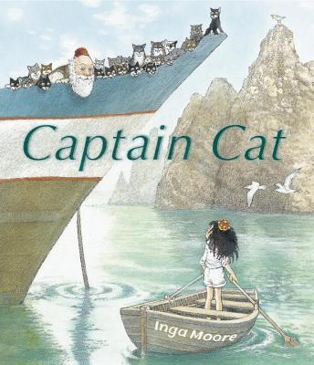 Captain Cat By Moore, Inga/ Moore, Inga (ILT)